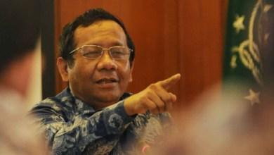 Photo of PBNU tak Rekomendasikan Mahfud MD Jadi Cawapres Jokowi