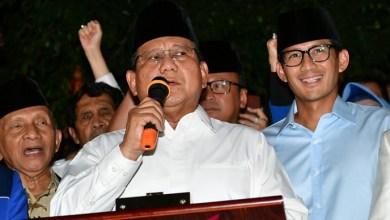 Photo of Pilih Sandi, Prabowo: Terima Kasih Ulama, GNPF Ulama, PKS dan PAN