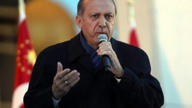 Photo of Erdogan: 'Deal of Century' adalah Ancaman Perdamaian