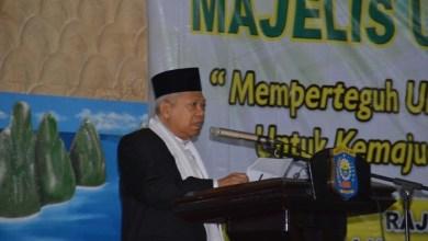 Photo of KH Ma'ruf Amin: Rakernas IV MUI Perteguh Penguatan Ukhuwah