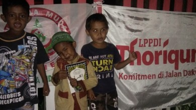 Photo of LPPDI Thoriquna Bantu Korban Bencana dengan Basis Masjid