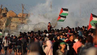 Photo of Ribuan Warga Gelar Aksi Tolak Blokade Laut di Jalur Gaza