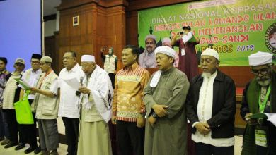 Photo of Pesan Danjen Koppasandi di Acara Diklat Nasional