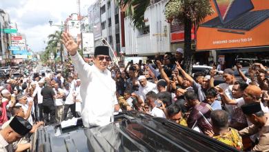 Photo of Ribuan Warga Ambon Sambut Prabowo