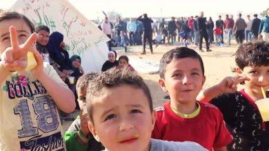 Photo of Israel Bunuh Puluhan Anak dalam Aksi Damai di Jalur Gaza