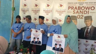Photo of Komunitas Alumni Perguruan Tinggi se-Bogor Dukung Prabowo-Sandi