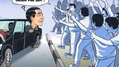 Photo of Perlawanan Massal Salam Dua Jari