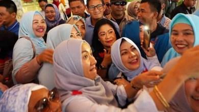 Photo of Ada Penolakan di Bali, Sandi: Hadapi dengan Senyuman