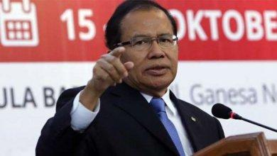 Photo of Rizal Ramli Ungkap Lima Alasan Jokowi tak Layak Dipilih