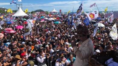 Photo of Minta Maaf tak Beri Masyarakat Amplop, Prabowo: Saya Berikan Jiwa dan Raga Ini