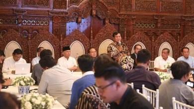Photo of Undang Media-media Internasional, Prabowo: Kami Mengalami Pemilu dengan Aksi Kecurangan