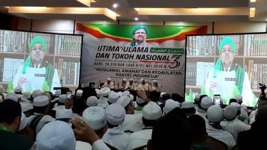 Photo of Di Ijtima Ulama III, Habib Rizieq Serukan Aksi Bela Negeri