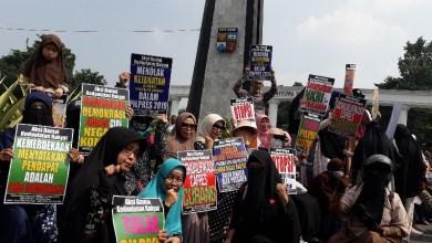 Photo of Gelar Aksi Damai, Forum Kedaulatan Rakyat di Bogor Tolak Pemilu Curang