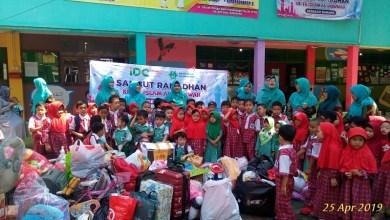 Photo of Sambut Ramadhan, Murid TK Al-Ukhuwah Antusias Sedekah Barang Bekas