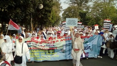 Photo of Warga Jabar Gelar Aksi Peduli Pemilu tanpa Kecurangan