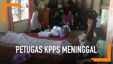 Photo of Update KPU: Petugas KPPS yang Meninggal 440 Orang