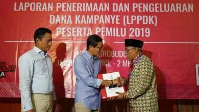 Photo of Total Penerimaan Dana Kampanye Prabowo-Sandi Rp213,2 Miliar