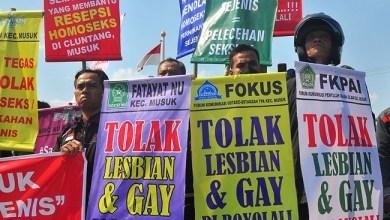 Photo of MUI: Tolak Segala Bentuk Dukungan untuk LGBT