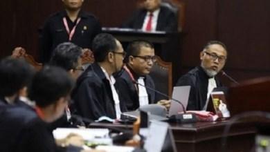 Photo of Tim Hukum 02 Tutup Sidang MK dengan Ayat Alquran Surat An Nisa 135