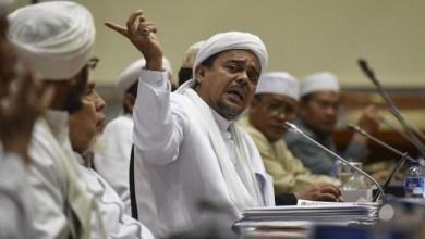 Photo of Imam Besar Habib Rizieq Masih Dicekal di Saudi