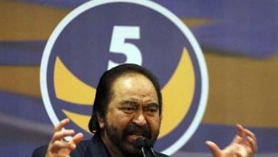 Photo of Bukan Cuma PKB, Partai Nasdem Juga Naksir Kursi Pimpinan MPR