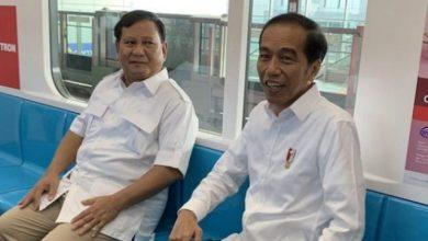 Photo of Bertemu Jokowi, Prabowo: Selamat Bertambah Rambut Putih