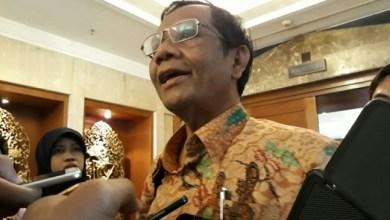 Photo of Mahfud MD: Tidak Boleh Ada Referendum Papua