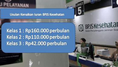 Photo of Iuran BPJS Kesehatan Naik 100 Persen, Wapres JK: Hanya Satu Bungkus Rokok