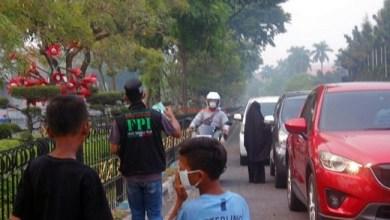 Photo of Riau Darurat Asap, Ini Aksi Nyata FPI