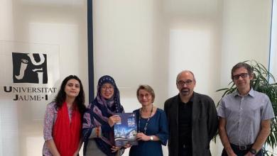 Photo of Kembangkan Ekonomi Syariah, Intitut Tazkia Jalin Kerjasama dengan Universitas Jaume Spanyol
