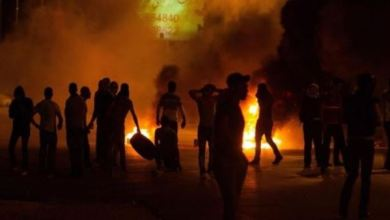 Photo of Israel Serbu Al Quds, Puluhan Warga Palestina Terluka