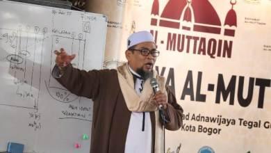 Photo of Ustaz Zulkifli Ali Sampaikan 'Kabar Baik' bagi yang Tidak Suka Khilafah
