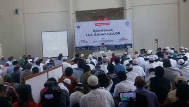 Photo of Ribuan Umat Islam Hadiri Tabligh Akbar HASMI Bogor