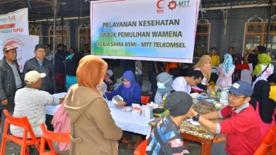 Photo of BSMI dan MT Telkomsel Gelar Pengobatan di Wamena, Mayoritas Trauma dan Stres