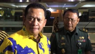 Photo of Jenguk Wiranto, Ketua MPR: Senjata Tajam Mengenai Usus
