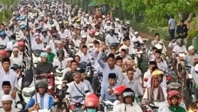 Photo of Ribuan Santri di Madura Tuntut Sukmawati Dihukum