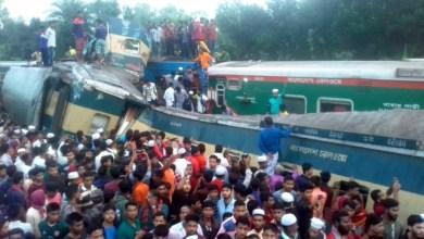 Photo of 14 Orang Tewas Akibat Trabrakan Kereta di Bangladesh