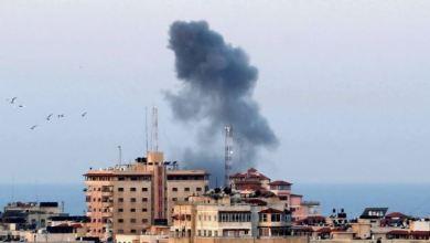 Photo of Pesawat Tempur Israel Serang Sejumlah Lokasi di Gaza