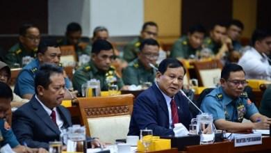 Photo of Rapat dengan Komisi I DPR, Prabowo Paparkan Konsep Pertahanan Berdaulat-Mandiri