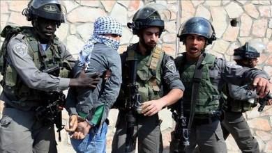 Photo of Geruduk Tepi Barat, Tentara Israel Tangkap 15 Warga Palestina