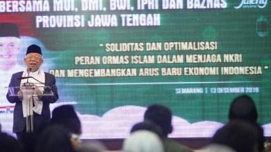 Photo of Wapres Kiai Ma'ruf: Khilafah Tertolak di Indonesia