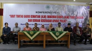 Photo of Muhammadiyah: Usut Tuntas Kematian Randi dan Yusuf Kardawi