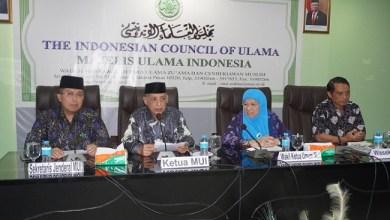 Photo of Malam Tahun Baru, MUI Imbau Umat Islam tak Foya-foya