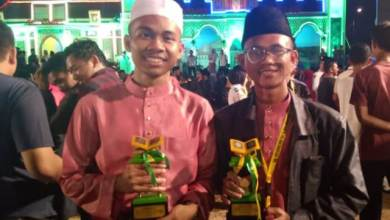 Photo of Dua Mahasiswa Tazkia Juara MTQ Riau