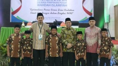 Photo of Dua Pejabat Ini Puji Perkembangan Wahdah Islamiyah