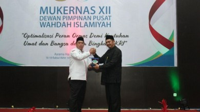 Photo of Wahdah Islamiyah Tegaskan Komitmen Jaga Kebersamaan Umat