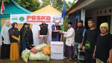 Photo of FUI Salurkan Bantuan untuk Korban Bencana di Bogor