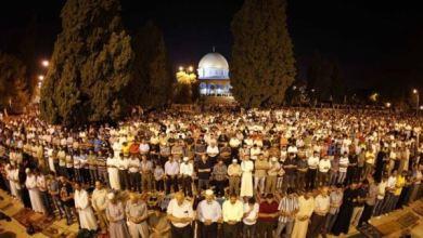 Photo of Semangat Perjuangan, Seruan Subuh Akbar Menggema di Palestina