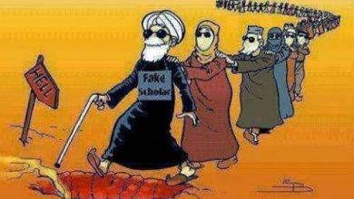 Photo of Jangan Jual Agama demi Dunia