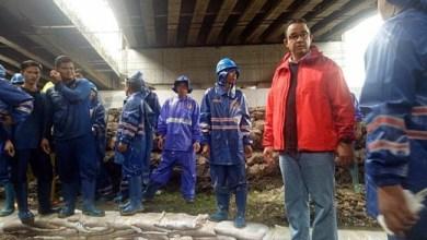 Photo of Banjir Landa Wilayah Jakarta, Anies tak Salahkan Siapapun